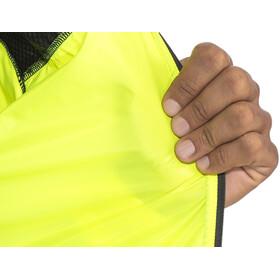 PEARL iZUMi Pro Barrier Lite Jakke Herrer, screaming yellow